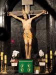 STARE MIASTO w POWSTANIU WARSZAWSKIM - cudowny krucyfiks w kaplicy Baryczków