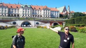 Bezpieczne spacery i lekcje poza szkołą - Szlaki Warszawy