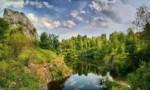 Góry Świętokrzyskie i okolice