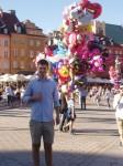Promocja poniedziałkowa - Złota Polska Jesień w Stolicy –  wycieczki edukacyjne po Warszawie