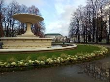 WARSZAWSKIE PARKI - Ogród Saski