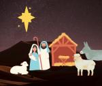 ZWYCZAJE I TRADYCJE BOŻONARODZENIOWE - Pasterka, Szopka Bożonarodzeniowa