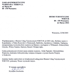 Zakład Energetyczny Warszawa