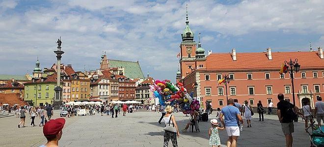 Wycieczki szkolne po Warszawie