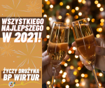 Wszystkiego Najlepszego w 2021!